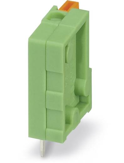 Federkraftklemmblock 0.50 mm² Polzahl 1 FFKDSA1 / V 5,08 Phoenix Contact Grün 250 St.