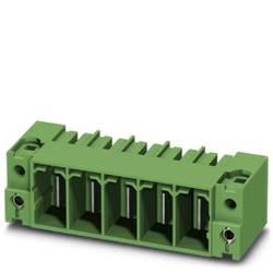 Zásuvkové púzdro na kábel Phoenix Contact PCU 6/ 8-STD-10,16 GYNZ200E P3 1742570, 101.44 mm, pólů 8, rozteč 10.16 mm, 50 ks