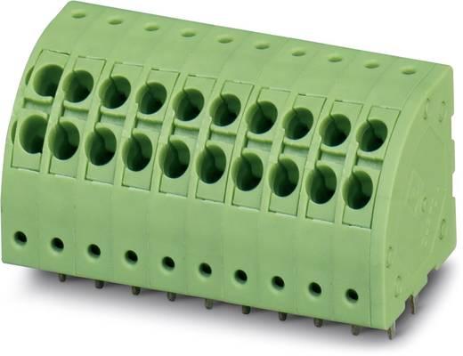 Federkraftklemmblock 1.50 mm² Polzahl 2 PTDA 1,5/ 2-3,5 Phoenix Contact Grün 50 St.