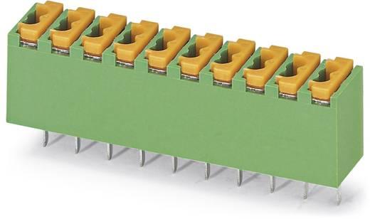 Federkraftklemmblock 0.50 mm² Polzahl 4 FK-MPT 0,5/ 4-3,5 NZ:88975 D3 Phoenix Contact Grün 50 St.