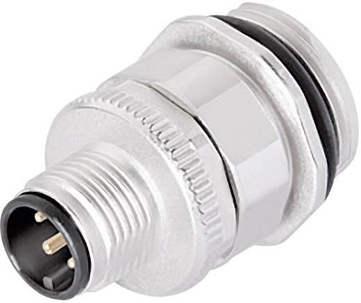 Binder 99-0431-500-04 Rundstecker Stecker, Einbau Serie (Rundsteckverbinder): 713 Gesamtpolzahl: 4 1 St.