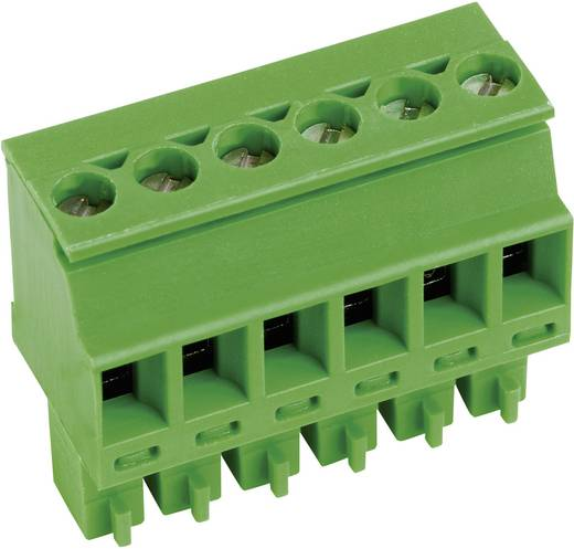 Buchsengehäuse-Kabel AK(Z)1700 Polzahl Gesamt 4 PTR 51700040001F Rastermaß: 3.50 mm 1 St.