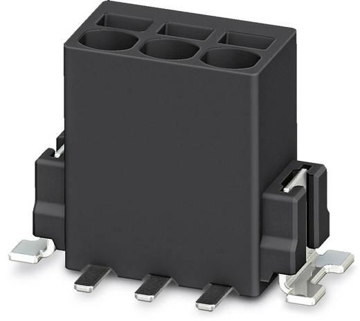 Federkraftklemmblock 0.50 mm² Polzahl 4 PTSM 0,5/ 4-2,5-V SMD R44 Phoenix Contact Schwarz 400 St.