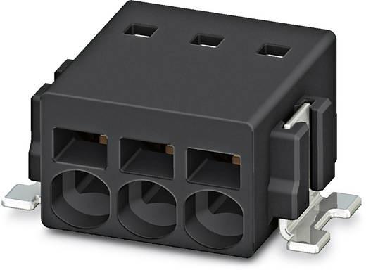 Federkraftklemmblock 0.50 mm² Polzahl 6 PTSM 0,5/ 6-2,5-H SMD R44 Phoenix Contact Schwarz 770 St.