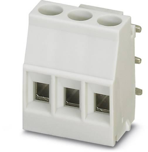 Federkraftklemmblock 10.00 mm² Polzahl 6 ZFKDSA 10-10,00- 6 GYBDPE-L1SO Phoenix Contact Grün 50 St.