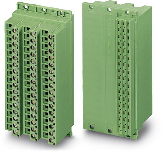 Federleiste FRONT-SFL 2,5/F48 Gesamtpolzahl 48 Anzahl Reihen 3 Phoenix Contact 10 St.