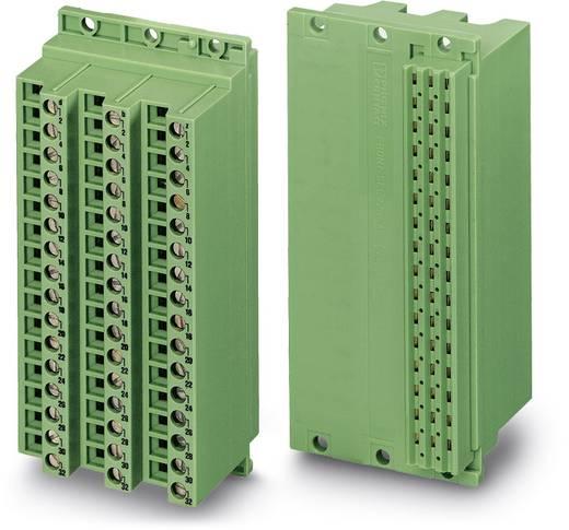 Phoenix Contact FRONT-SFL 2,5/F48 Federleiste Gesamtpolzahl 48 Anzahl Reihen 3 10 St.