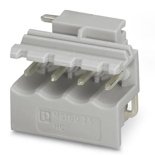 Phoenix Contact Stiftgehäuse-Platine MSTBO Polzahl Gesamt 4 Rastermaß: 5 mm 2854555 50 St.