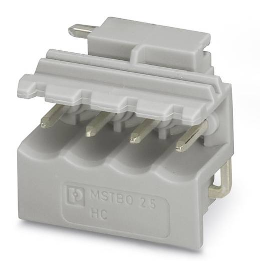 Stiftgehäuse-Platine MSTBO Phoenix Contact 2854555 Rastermaß: 5 mm 50 St.