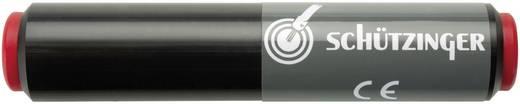Verbindungskupplung Buchse 4 mm - Buchse 4 mm Rot Schützinger SKU 7035/NI/RT 1 St.