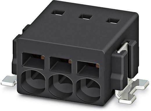 Federkraftklemmblock 0.50 mm² Polzahl 3 PTSM 0,5/ 3-2,5-H SMD R44 Phoenix Contact Schwarz 770 St.