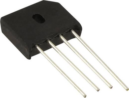 Brückengleichrichter Vishay KBU4G-E4/51 KBU 400 V 4 A Einphasig