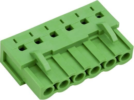 PTR Stiftgehäuse-Platine STLZ950 Polzahl Gesamt 7 Rastermaß: 5.08 mm 50950079021E 1 St.