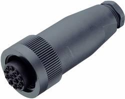 Connecteur de cable Femelle droite RD30 DIN 405 4+T pôles 400 V 20 A Binder 99-0710-00-05
