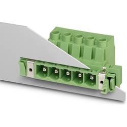 Zásuvkové púzdro na kábel Phoenix Contact FKC 2,5/ 3-ST-5,08 GNTQ 1701054, 25.60 mm, pólů 3, rozteč 5.08 mm, 50 ks