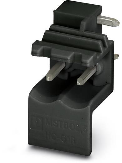 Stiftgehäuse-Platine MSTBO Polzahl Gesamt 2 Phoenix Contact 2908964 Rastermaß: 5 mm 50 St.