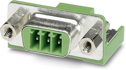 Phoenix Contact Stiftgehäuse-Kabel PSC Polzahl Gesamt 3 Rastermaß: 3.50 mm 1848122 50 St.