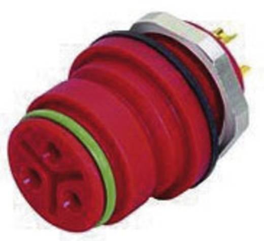 Miniatur-Rundsteckverbinder mit Farbcodierung Serie 720 Pole: 3 Flanschdose 7 A 99-9108-50-03 Binder 1 St.