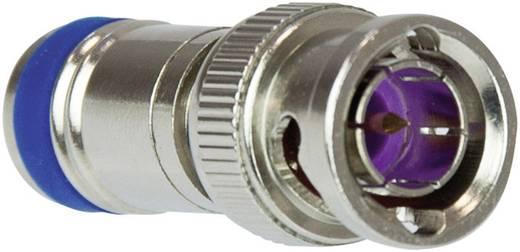 BNC-Steckverbinder Stecker, gerade 75 Ω ABUS TVAC40660 1 St.