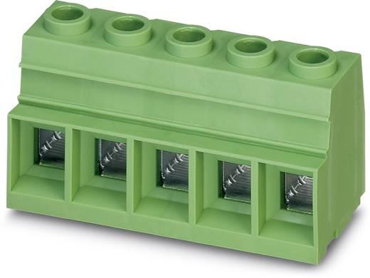 Schraubklemmblock 10.00 mm² Polzahl 3 MKDSP 10HV/ 3-10,16 BSNZ WH/BK Phoenix Contact Grün 50 St.