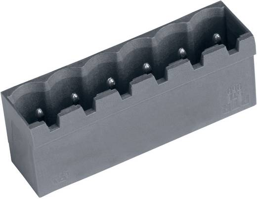 PTR 50950065611E Stiftgehäuse-Platine STLZ950 Polzahl Gesamt 6 Rastermaß: 5.08 mm 1 St.