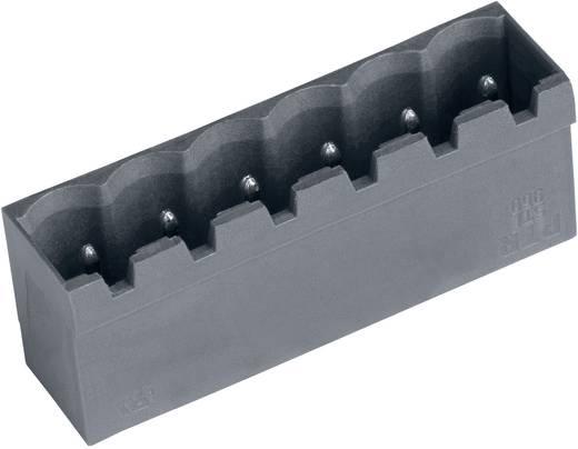 PTR Stiftgehäuse-Platine STLZ950 Polzahl Gesamt 8 Rastermaß: 5.08 mm 50950085611D 1 St.