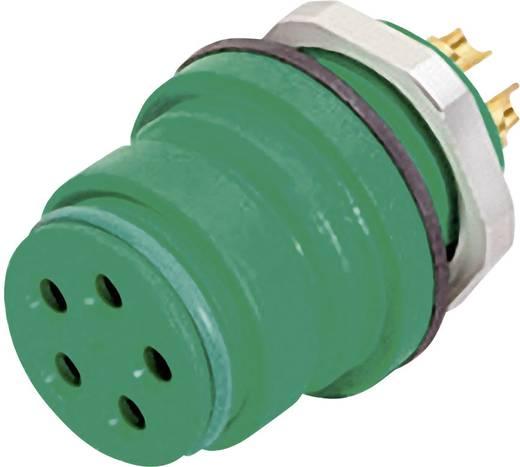 Miniatur-Rundsteckverbinder mit Farbcodierung Serie 720 Pole: 8 Flanschdose 2 A 99-9128-70-08 Binder 1 St.