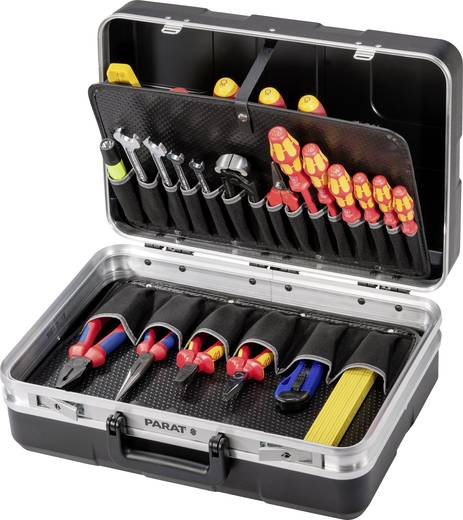 Parat SILVER Beginner 485.020.171 Universal Werkzeugkoffer unbestückt 1 Stück (B x H x T) 480 x 360 x 190 mm