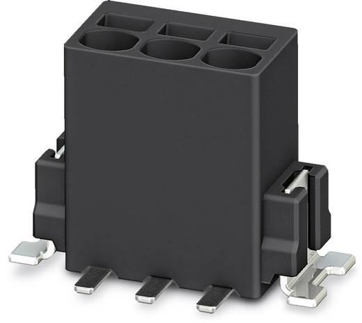 Federkraftklemmblock 0.50 mm² Polzahl 8 PTSM 0,5/ 8-2,5-V SMD R44 Phoenix Contact Schwarz 400 St.