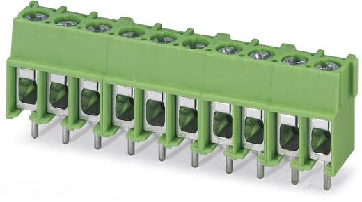 Schraubklemmblock 4.00 mm² Polzahl 16 PT 2,5/16-5,0-H Phoenix Contact Grün 50 St.