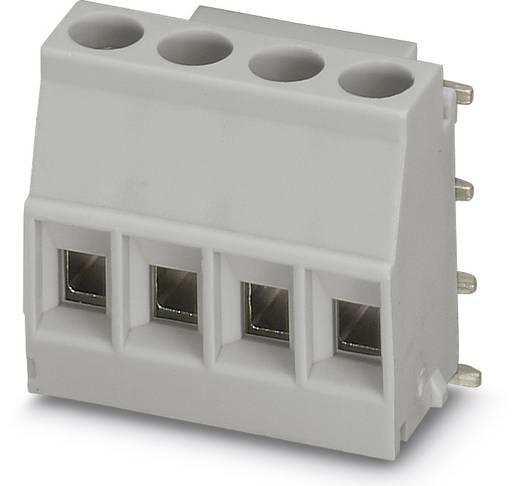 Schraubklemmblock 2.50 mm² Polzahl 4 MKDSO 2,5/ 4-R GY Phoenix Contact Grau 200 St.