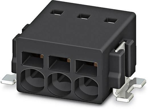 Federkraftklemmblock 0.50 mm² Polzahl 2 PTSM 0,5 / 2-2,5-H SMD R24 Phoenix Contact Schwarz 770 St.