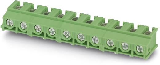 Schraubklemmblock 4.00 mm² Polzahl 2 PT 2,5/ 2-7,5-V Phoenix Contact Grün 250 St.