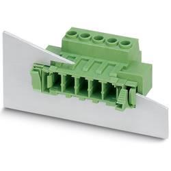 Zástrčkový konektor na kábel Phoenix Contact DFK-PC 5/ 6-ST-7,62 1716548, 71.22 mm, pólů 6, rozteč 7.62 mm, 10 ks