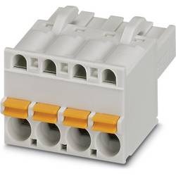 Zásuvkové púzdro na kábel Phoenix Contact FKCT 2,5/ 3-ST KMGY 1998263, 25.60 mm, pólů 3, rozteč 5 mm, 100 ks