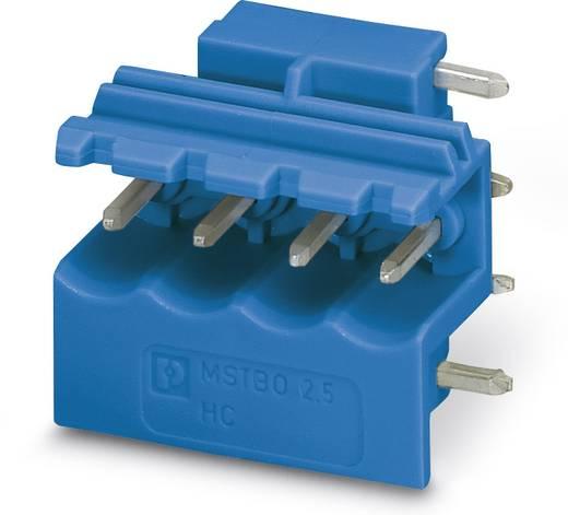 Stiftgehäuse-Platine MSTBO Phoenix Contact 2907800 Rastermaß: 5 mm 50 St.