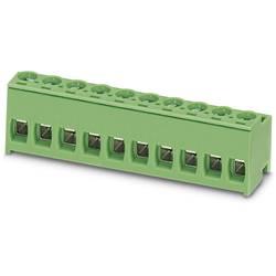 Zásuvkové púzdro na kábel Phoenix Contact PT 1,5/16-PH-5,0 1755729, 80.00 mm, pólů 16, rozteč 5 mm, 50 ks