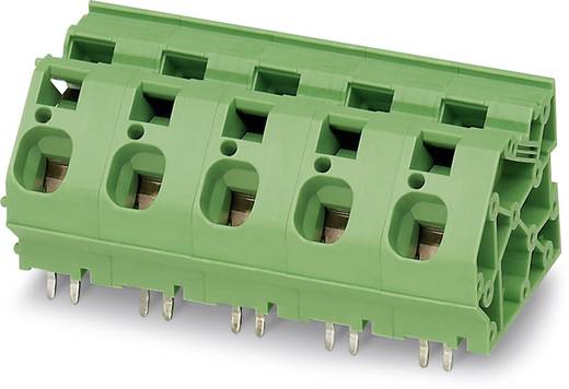 Federkraftklemmblock 16.00 mm² Polzahl 1 ZFKDS 10-15,00 Phoenix Contact Grün 50 St.