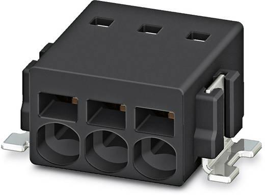 Federkraftklemmblock 0.50 mm² Polzahl 4 PTSM 0,5/ 4-2,5-H SMD R24 Phoenix Contact Schwarz 770 St.