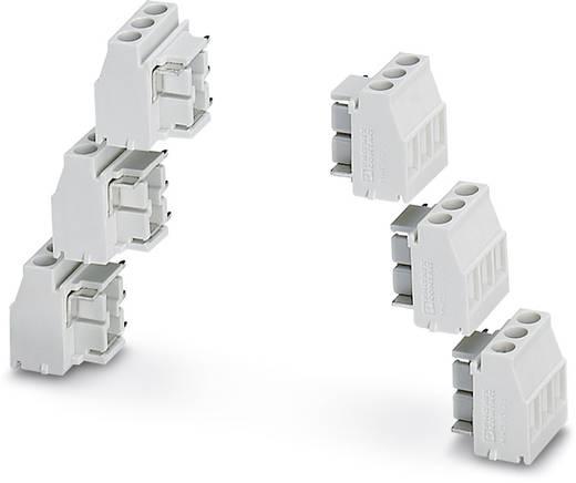 Schraubklemmblock 2.50 mm² Polzahl 3 MKDSO 2.5 / 3-6 SET KMGY Phoenix Contact Grau 1 St.