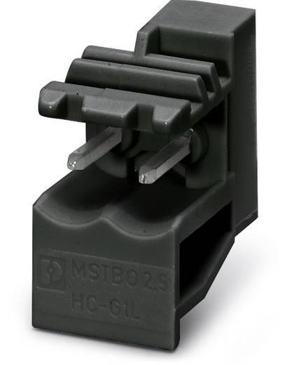 Stiftgehäuse-Platine MSTBO Phoenix Contact 2908951 Rastermaß: 5 mm 50 St.