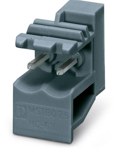 Stiftgehäuse-Platine MSTBO Polzahl Gesamt 2 Phoenix Contact 2853132 Rastermaß: 5 mm 50 St.