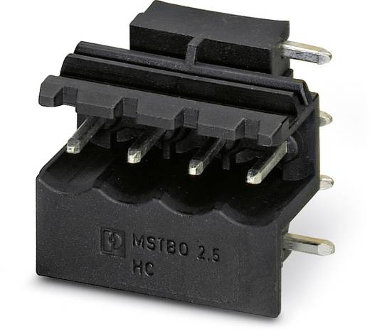 Stiftgehäuse-Platine MSTBO Phoenix Contact 2869702 Rastermaß: 5 mm 50 St.