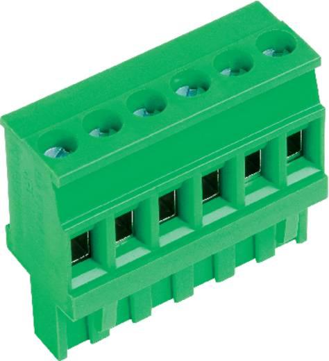 Buchsengehäuse-Kabel AK(Z)1100 Polzahl Gesamt 8 PTR 51100080001D Rastermaß: 5.08 mm 1 St.