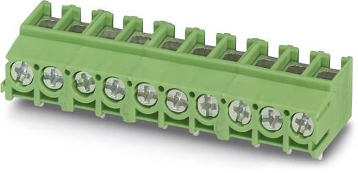 Schraubklemmblock 4.00 mm² Polzahl 4 PT 2,5/4-5,0-V Phoenix Contact Grün 250 St.