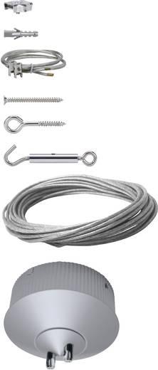 Seil-Basissystem 150 W Halogen Paulmann 5308 Grau