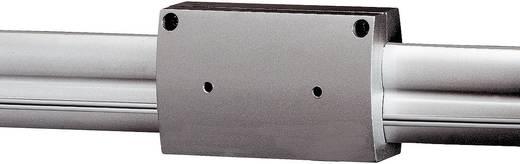 Hochvolt-Schienensystem-Komponente Längsverbinder SLV 184032 Silber-Grau