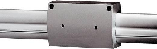 Hochvolt-Schienensystem-Komponente Längsverbinder SLV 184172 Silber-Grau
