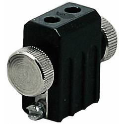 Objímka žiarovky GX5.3 Paulmann 97845, 12 V, 50 W, čierna