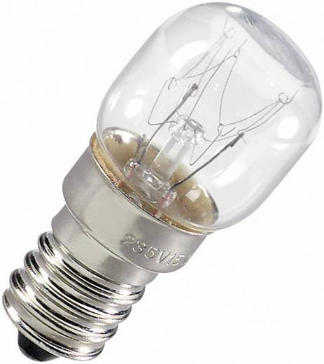 Barthelme Glühlampe 48 mm 230 V E14 15 W Spezialform 1 St.